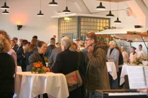 Große Feier für 20 Jahre SOS Kinderdorf im Wedding. Foto Andrei Schnell.