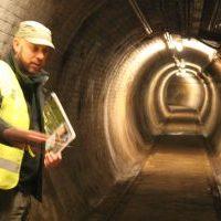 Tour A durch Deutschlands ersten U-Bahn-Tunnel