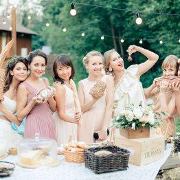 Тепло дома: свадьба Юры и Наташи