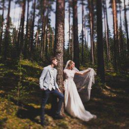 Гармония любви: свадьба Кости и Даши
