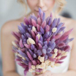 Lavender bride: стилизованная съемка