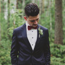Под открытым небом: свадьба Романа и Кристины