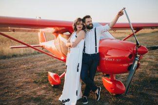 Влюбленные в небо: love-story Ивана и Анны
