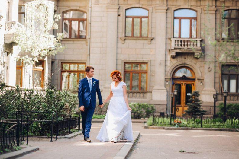 В гостях у сказки: свадьба Екатерины и Ивана