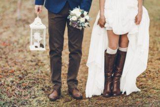 Осенняя свадьба: топ-12 идей