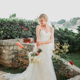 Волшебные мгновения любви: свадьба Майи и Зонга в Хорватии