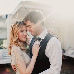 Счастье в центре столицы: свадьба Максима и Вероники