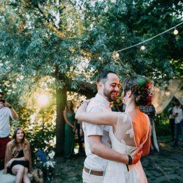 Однажды летом: свадьба Нины и Пети