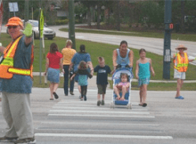Orange County School Crossing Guards