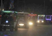 Wedgefield Golf Cart Parade