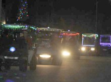 Wedgefield Golf Cart Parade