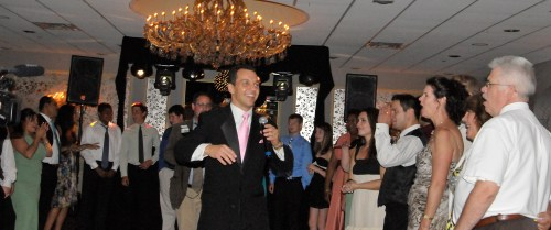 Marcello Pedalino, Wedding Entertainment Director in Newton, New Jersey