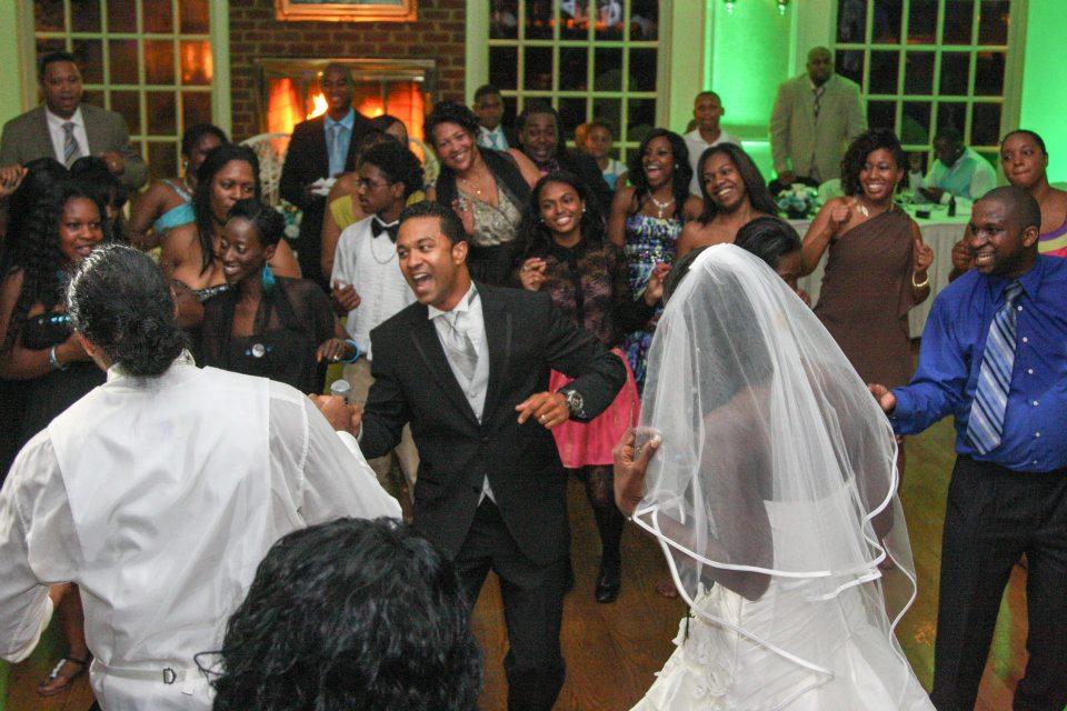 Aldo Ryan Entertainmen Jason & Siobhan's Wedding 4