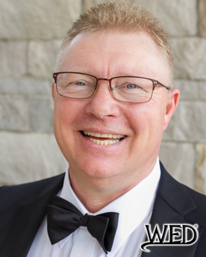 Wedding Entertainment Director® Michael Durham of PatrickMichael Wedding Entertainment in Knoxville, Tennessee, U.S.A.