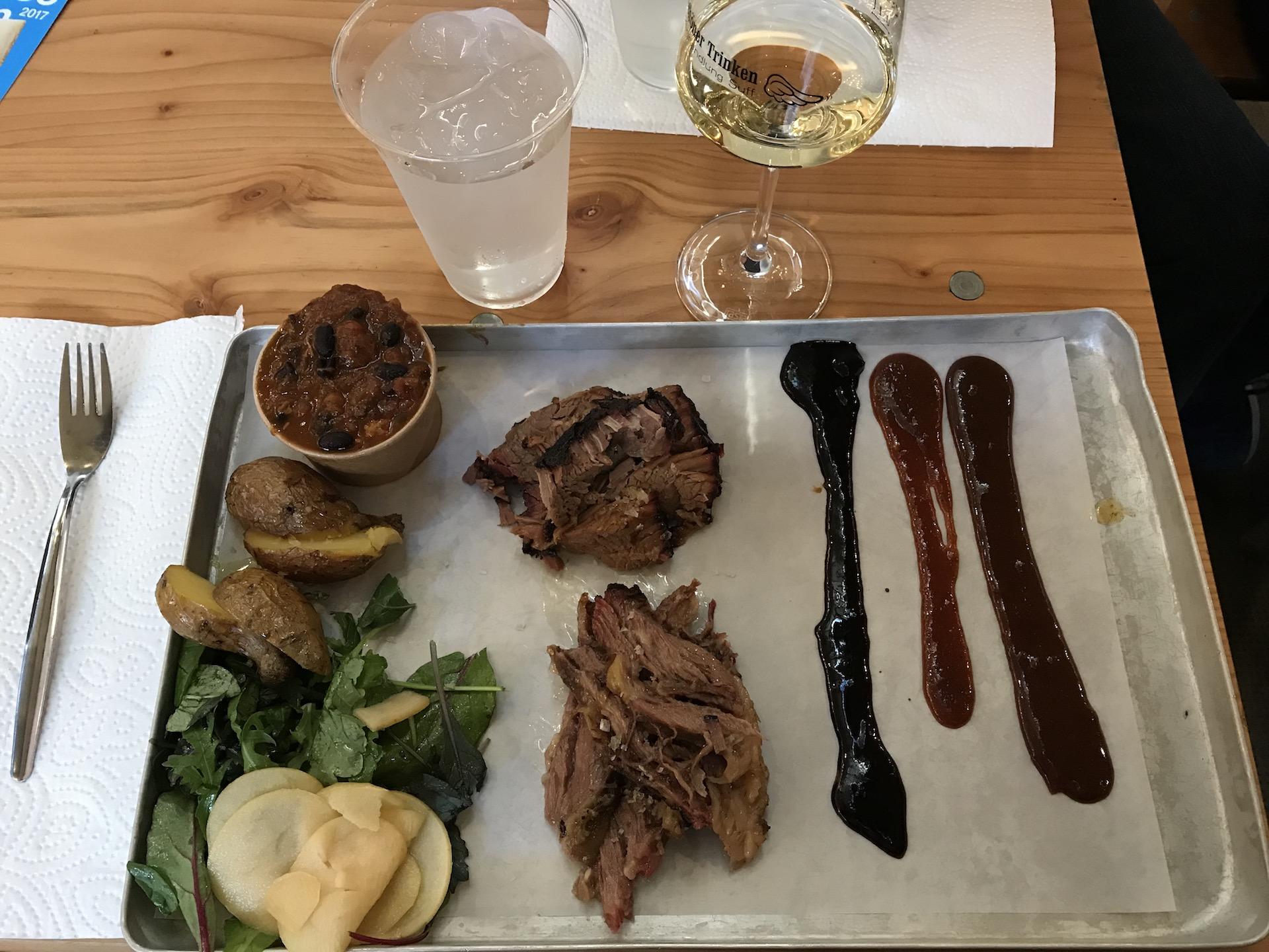 Berlin-markthalle-meat Frais De Bar Separation Cuisine Schème