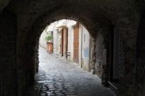 The quiet streets of Ravello