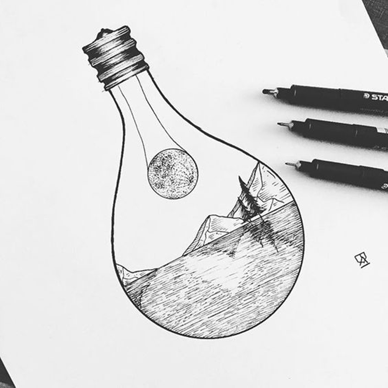 100 Enjoyable Drawing Ideas With Emphasis On Pencil Drawing