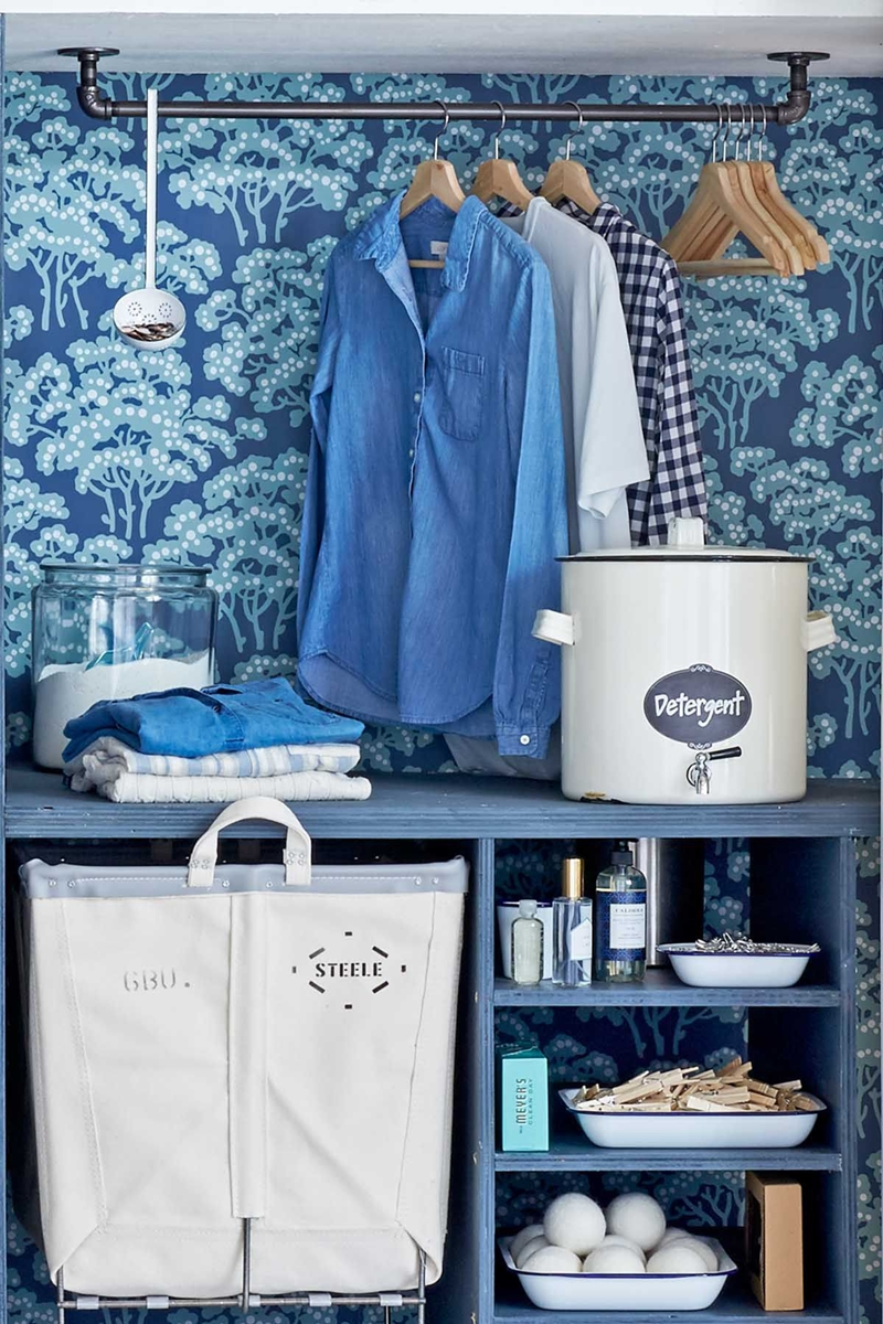 100 Practical And Stylish Laundry Room Ideas For Small And