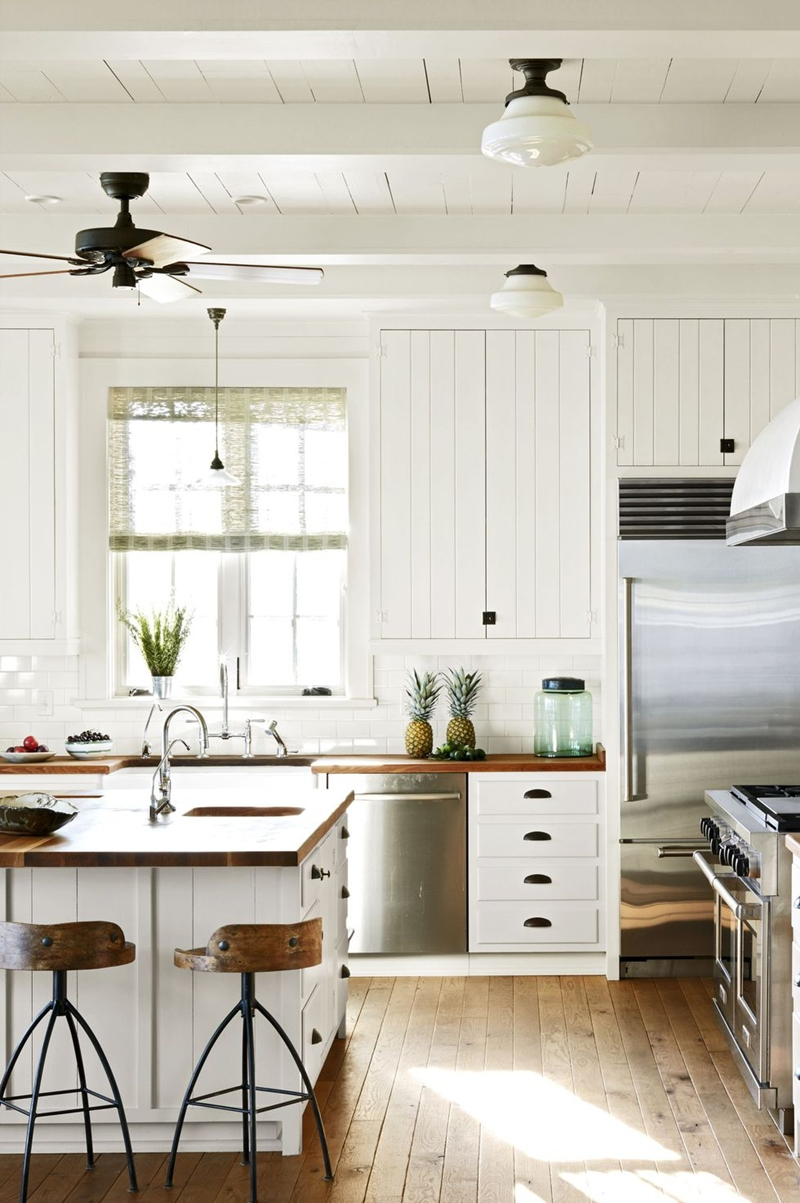 101 Rustic Kitchen Ideas That Symbolizes Country Living
