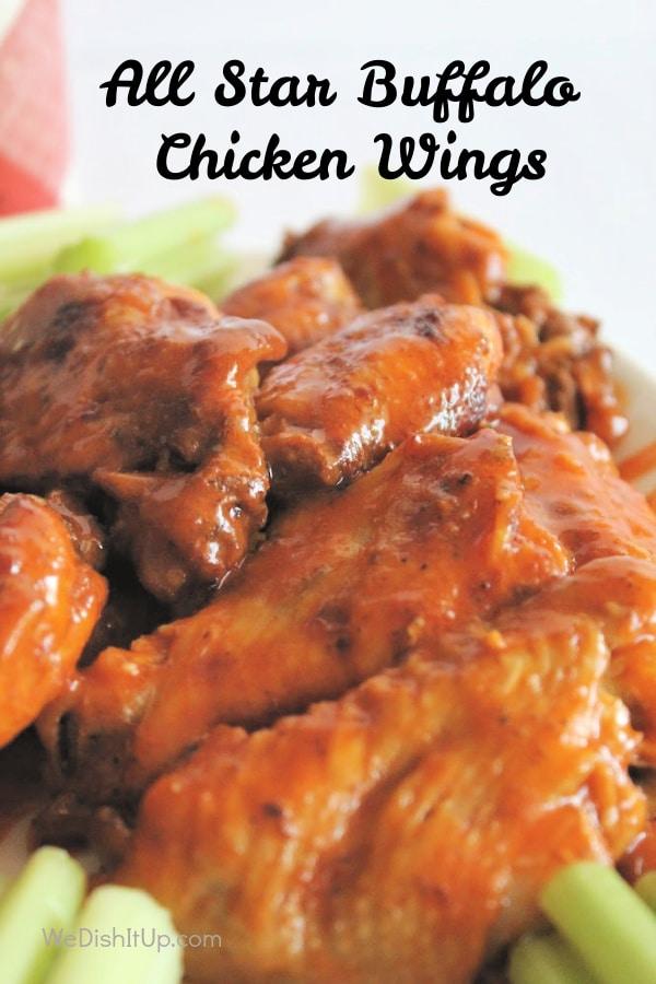 All Star Buffalo Chicken Wings