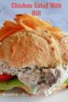 Chicken Salad with Dill