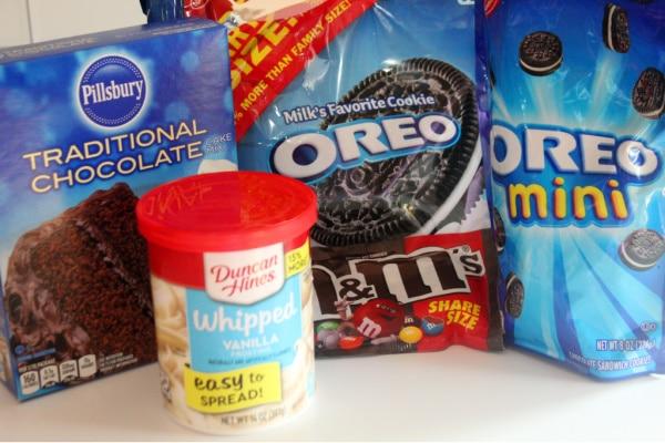 Cupcake Ingredients