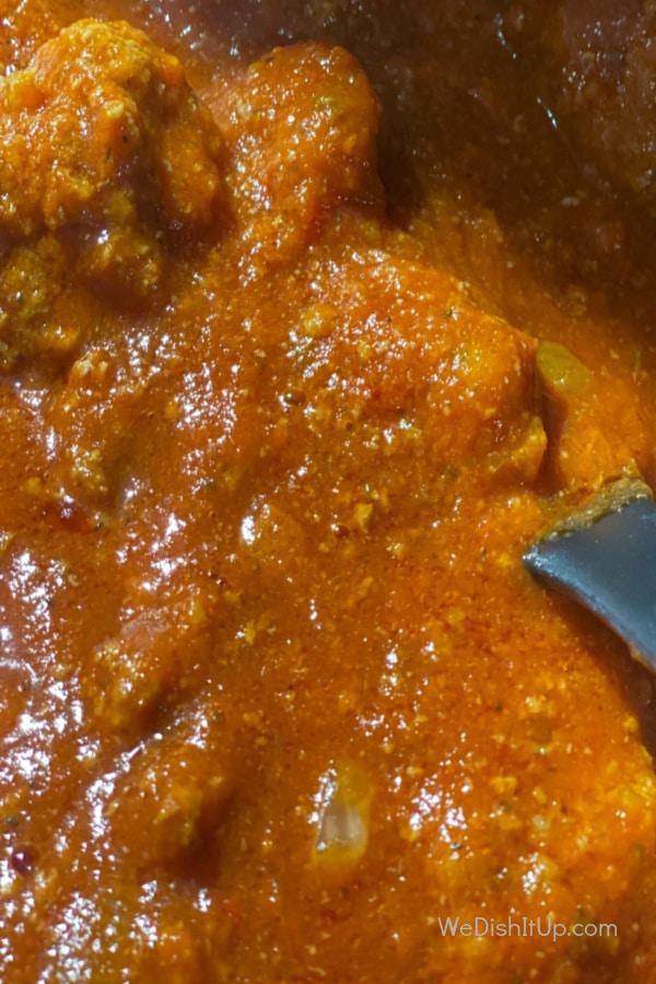 Slow Cooker Italian Meatballs in Sauce