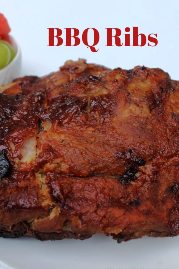 Tender Barbeque Ribs