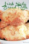 Simple Irish Soda Bread Rolls