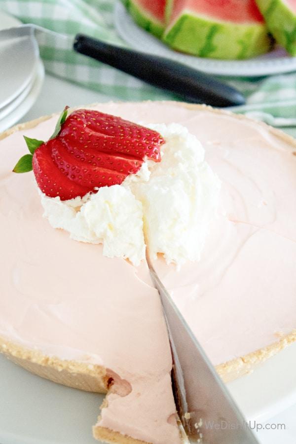 Easy to Make Watermelon Pie