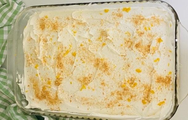 No-Bake Lemon Lush