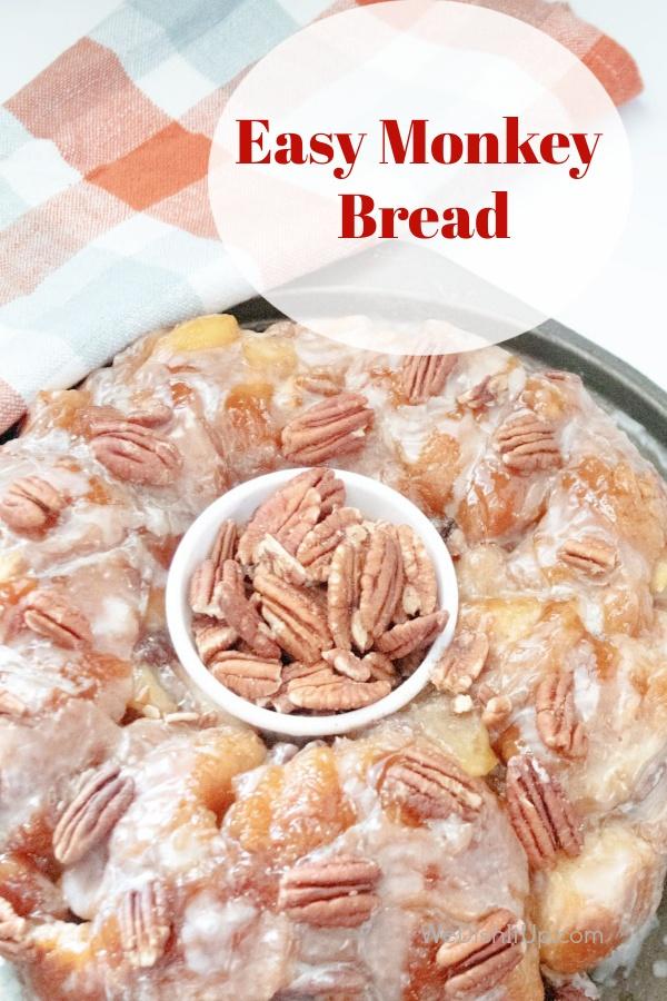 Extra Easy Monkey Bread