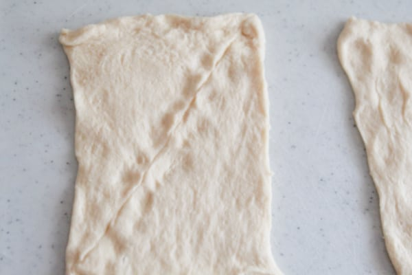 Crescent Rolls rolled out