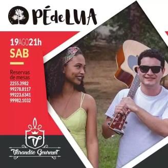 PédeLua - marketing digital; rede social;