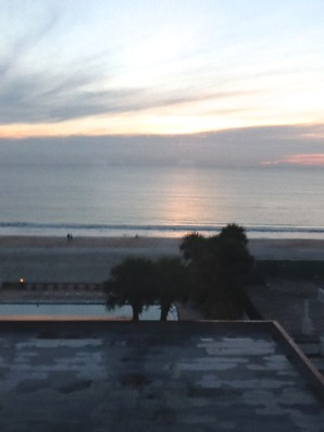 sunrise Daytona Beach 10 Aug 2014