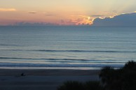 sunrise Daytona Beach 9 Aug 2014