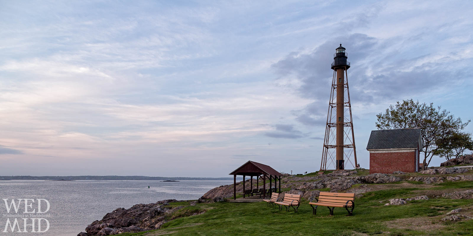 Marblehead Lighthouse Landscape Photography Of Marblehead MA