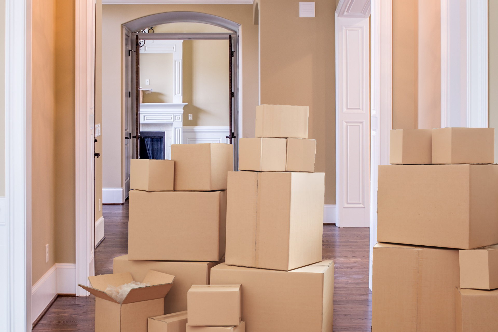 We Pack, We Move…