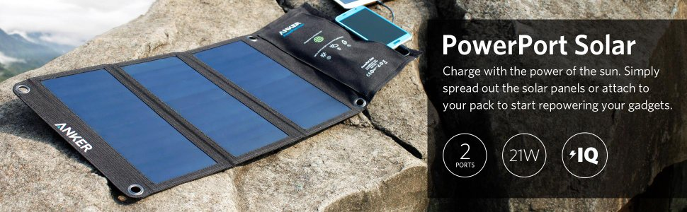 The Best Portable Solar Panel Chargers For The Money We