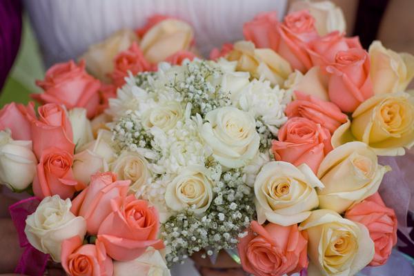 November Wedding Bouquet