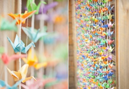 colorful-wedding-backdrop-with-origami-cranes.full