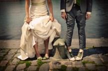 Zelené boty z příběhu