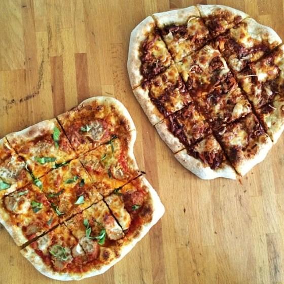 diy pizzas instagram