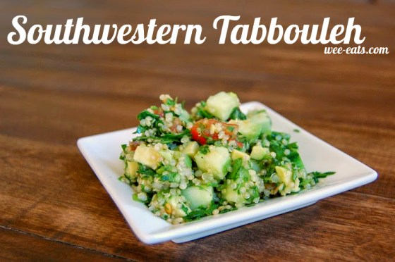 southwest tabbouleh pin