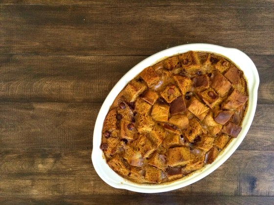 pumpkin bread pudding 7462
