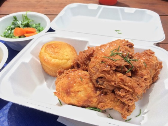 tk fried chicken