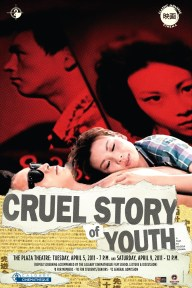 cruel-story-of-youth-poster