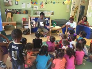 Wynton Teaches Kids