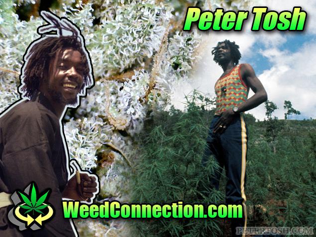 #PeterTosh @WeedConnection