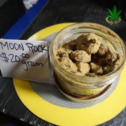 #MoonRocks @WeedConnection